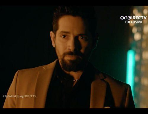 El actor HARLYS BECERRA se incorpora a la serie «TODO POR EL JUEGO»